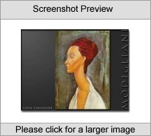 Art of Modigliani Software